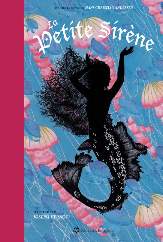Couverture du conte de fée La Petite Sirène