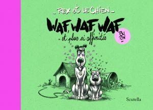 Couverture Rex et le chien par Nicolas Poupon
