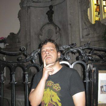 Photo portrait de JURG