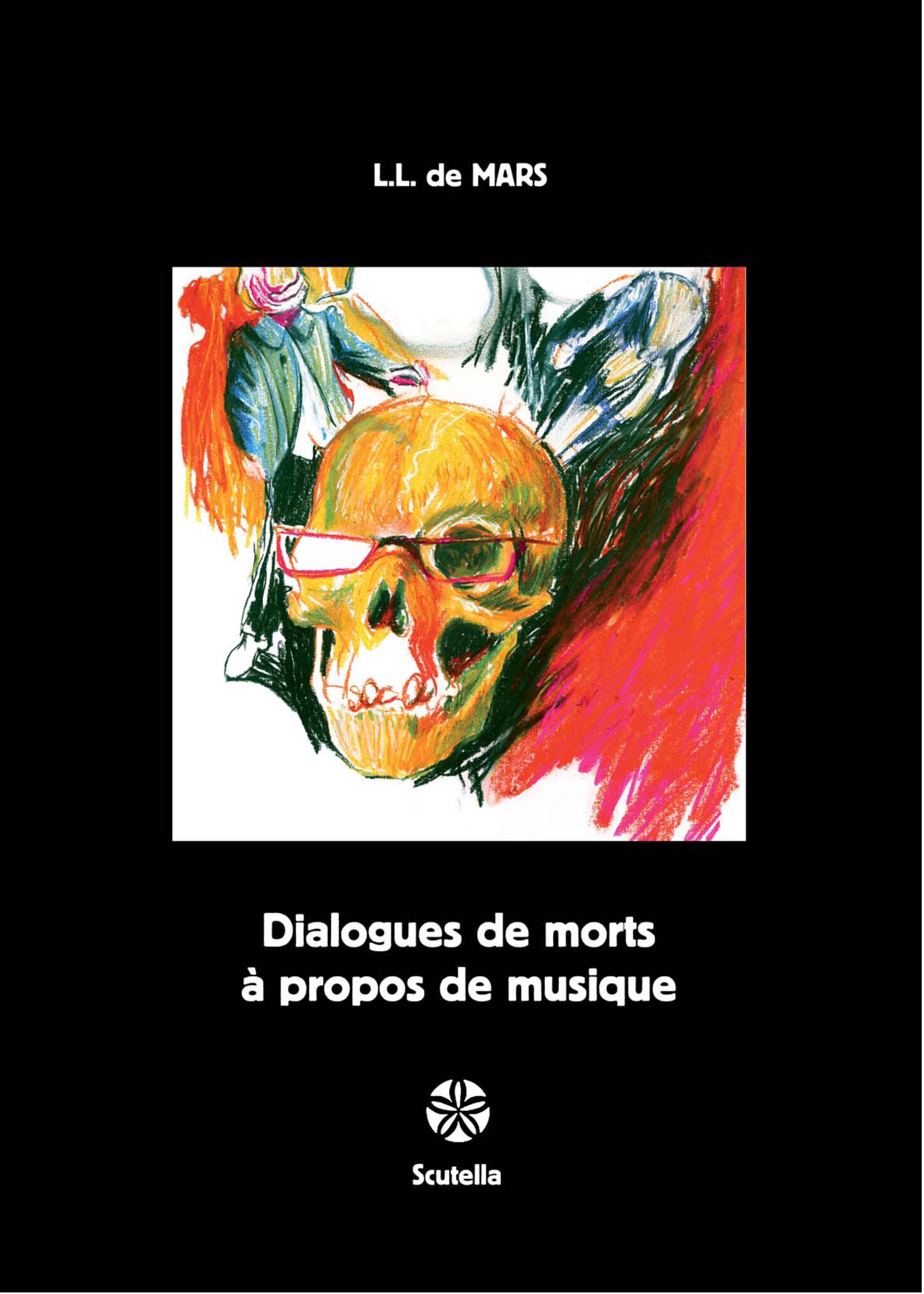 Couverture de la bande-dessinée Dialogues de Morts par L.L de Mars