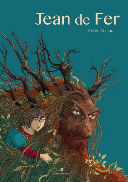 Couverture de Jean de Fer par Cécile Chicault