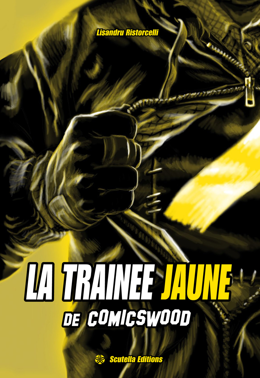 Couverture du comic La Trainee Jaune