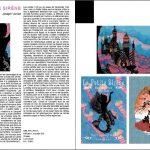 Fiche présensation pour La petite sirène de Joseph Vernot