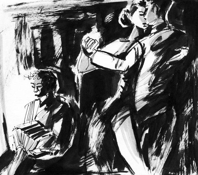 Illustration de La Cortina