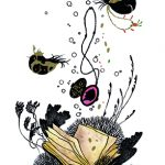 Illustation issue de La Petite Sirène
