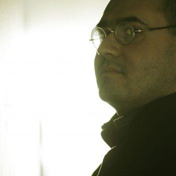 Portrait de David Benito par Alberto Bocos