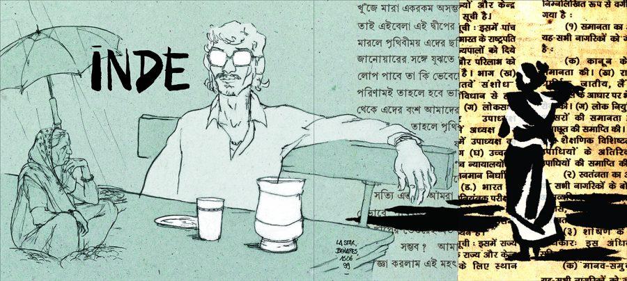 Illustration extraite du libre Ici(s)