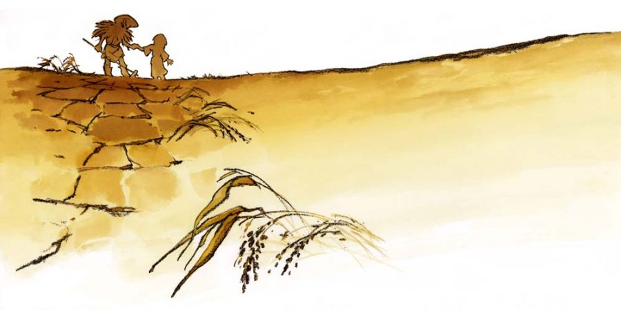 Illustration Tatsu par Eric Wantiez et Mazan